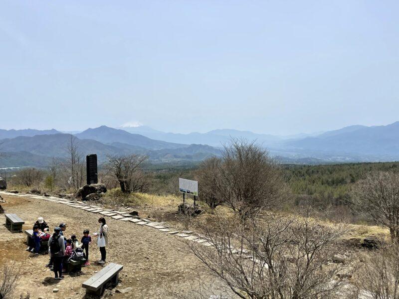 春先の野辺山