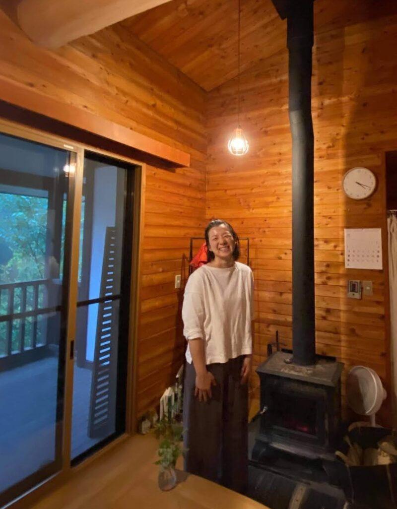 森の小さな一軒家サロンhanautaのサロン内の様子